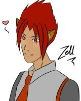 Zell Natsumoto by Janchii9898