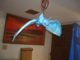Wizard101 Ice Bat by lightcard