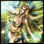 Absinthe Fairy by Uryenn