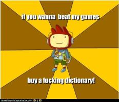 scribblenauts truth by mechaoverlord