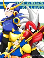 RMN - Rockman Killers, Ready by yukito-chan