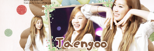 [18.08.13] TaeYeon - Gift For Hero by chutchi54