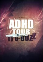ADHD Poster V1 by jKeeO