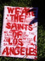 saints of Los Angeles by glam-junkie666