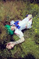 Macross frontier - sleeping Ranka by prototypeF