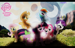 My Little Pony Poster by SelyElyDis