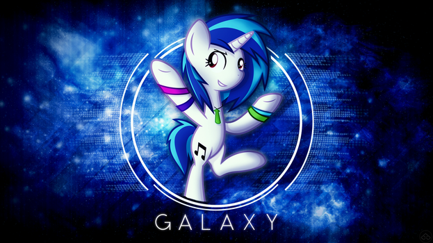 [MLP] Galaxy by BrainlessPoop