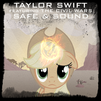 Taylor Swift - Safe and Sound (Applejack) by AdrianImpalaMata
