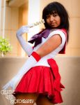 Sailor Mars 2 by swampfoxinsc