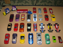 Cars Collection by VaLkyR-Anubis