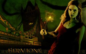 Hermione DH wallpaper by vame