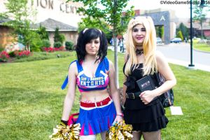 ColossalCon 2015 - Team Death Kill by VideoGameStupid