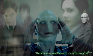 Voldemort - Comission by xDoomxGirx