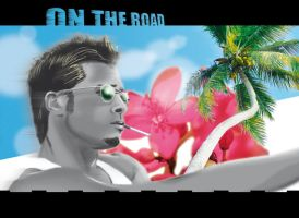 On the road with Brad - '08 by WhiteNoar