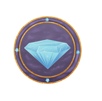 Diamond Crusaders logo by LyricaBelachium