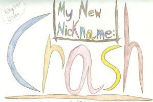 My Nickname -Crash- Colored by Kitty1297