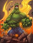Hulk rage by AlonsoEspinoza