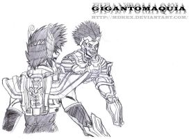 GIGANTOMAQUIA - NEW CHAPTER by mdkex