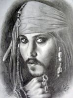 jack sparrow by Vendi