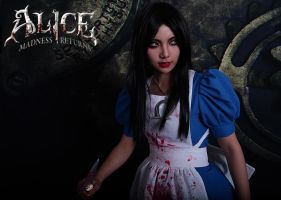 COS-ALICE MADNESS RETURNS-9 by alexzoe