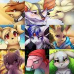Pokemon Icons - Batch 3 by Tartii