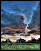 abandoned hdr by Emmk1970