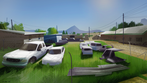 Environment Study by saltytowel