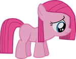 Sad Pinkie Pie by strawbellycake