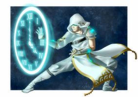Chrono Mage Chronicles - Oracle by Bostonology