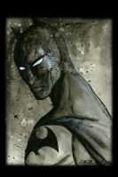 Batman For Hannah by teutelquessir