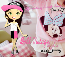 Doll Vintage Style by meLswag