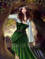Greensleeves by Pilikia
