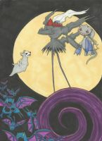 Nightmare Before Pokemon