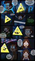 Gravity Falls Comic : Golden Surprise 14 by Jack-a-Lynn