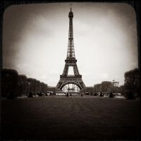 So I Can Say I Was In Paris #1 by malessere