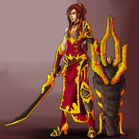 New Years Armor Design by Linitha