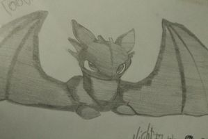 toothless by ThisGirlNeverLearn