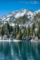 A Day at Emerald Bay by KickStart011