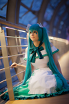 Miku Hatsune - the place of hope. by Mizukishou