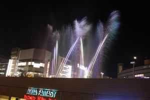 water light show by rayna23