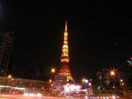Tokyo tower8 by kaz0885