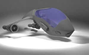 Preview Test - Pod Racer WIP by Cyrus3v