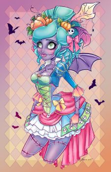 Halloween 2015 Part 2 by NoFlutter