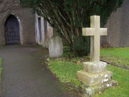 LD Grasmere Church 7 by wilterdrose-stock