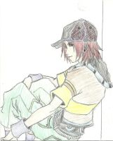 gansta wander by rikuxrikku4ever