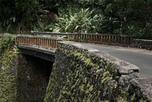 bridge to hana by MarcCopeland