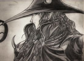 Vampire Hunter D by Ausagi