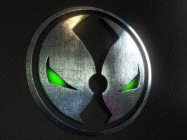 LOGO SPAWN by dfm002