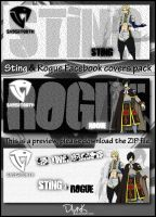 FB Covers - Sting and Rogue pack by DlynK