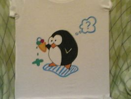 Penguin by giulal
